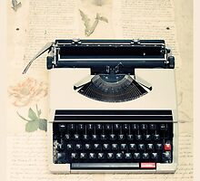 Retro Typewriter by Andreka