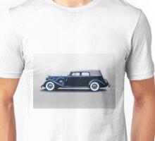 1935 Packard Convertible Sedan  Unisex T-Shirt