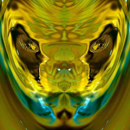 water Werewolf 02 by yesdigiterarte