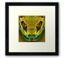water Werewolf 02 Framed Print