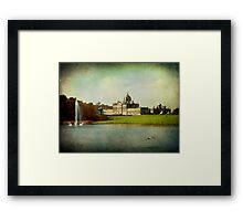 Castle Howard From The South Lake Framed Print