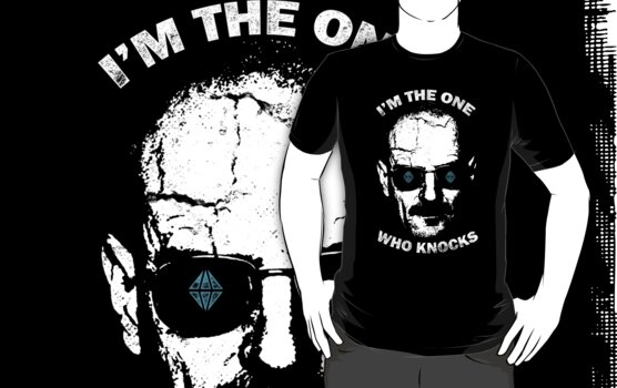 I'm the one who knocks by AtomicChild