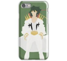 Uzu Sanageyama (Simplistic) iPhone Case/Skin