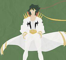 Uzu Sanageyama (Simplistic) by Geoffery10
