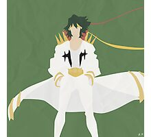 Uzu Sanageyama (Simplistic) Photographic Print