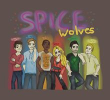 SPICE WOLVES by kupfercub