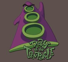 Day of the Tentacle Baby Tee