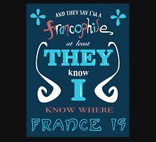 Francophile Classic T-Shirt