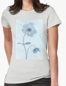 Cyanotype Windflowers T-Shirt