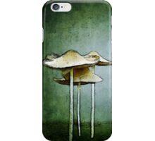 Mushroom picture iPhone Case/Skin