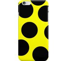 Big Black Dots iPhone Case/Skin