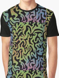 rainbow doodle Graphic T-Shirt