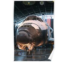 Space Shuttle Discovery - Smithsonian Air & Space Museum Poster