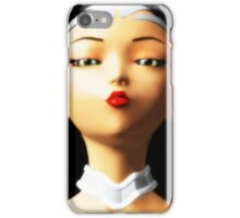 At a Glance, in the Digital Age of Modeling iPhone Case/Skin