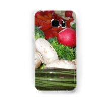 Veggies for the Super Bowl Party..... Samsung Galaxy Case/Skin