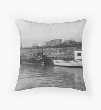 Donegal Bay Throw Pillow