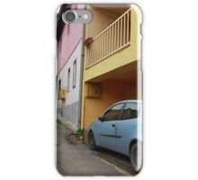 Parking place iPhone Case/Skin