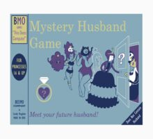 Mystery Husband Game Sticker by Christadaelia
