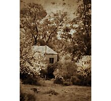 Spring Cottage  Photographic Print