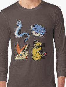 Poke Love Long Sleeve T-Shirt