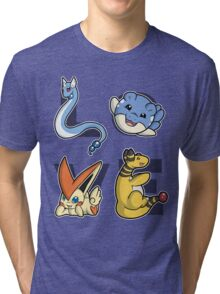 Poke Love Tri-blend T-Shirt