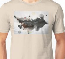 Full Moon Over Edlorowa Street Unisex T-Shirt