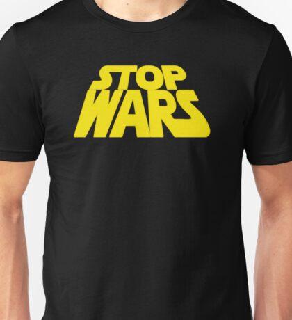 STOP WARS! Unisex T-Shirt