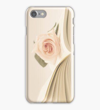 Book and Rose  iPhone Case/Skin