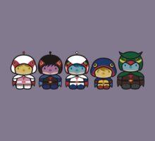 Chibi-Fi Gatchaman Kids Tee
