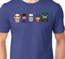 Chibi-Fi Gatchaman Unisex T-Shirt