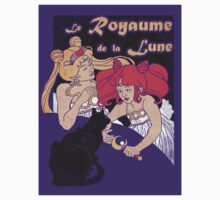 Royaume de la Lune Sticker by Christadaelia