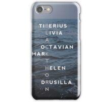 Blackthorns iPhone Case/Skin