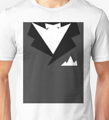 Tuxedo Shirt Unisex T-Shirt