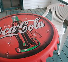 Coca-Cola Days by Sandra Fortier