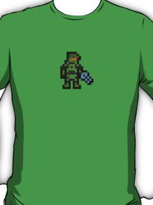 Super Pixel Master Chief T-Shirt