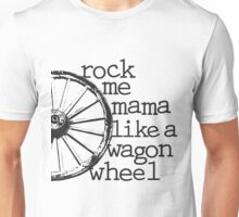 Wagon Wheel Unisex T-Shirt