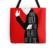 Out of you.  Tote Bag