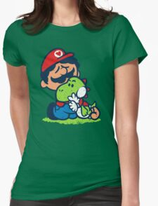 SUPER PALS! Womens Fitted T-Shirt