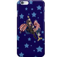 Flag Power iPhone Case/Skin