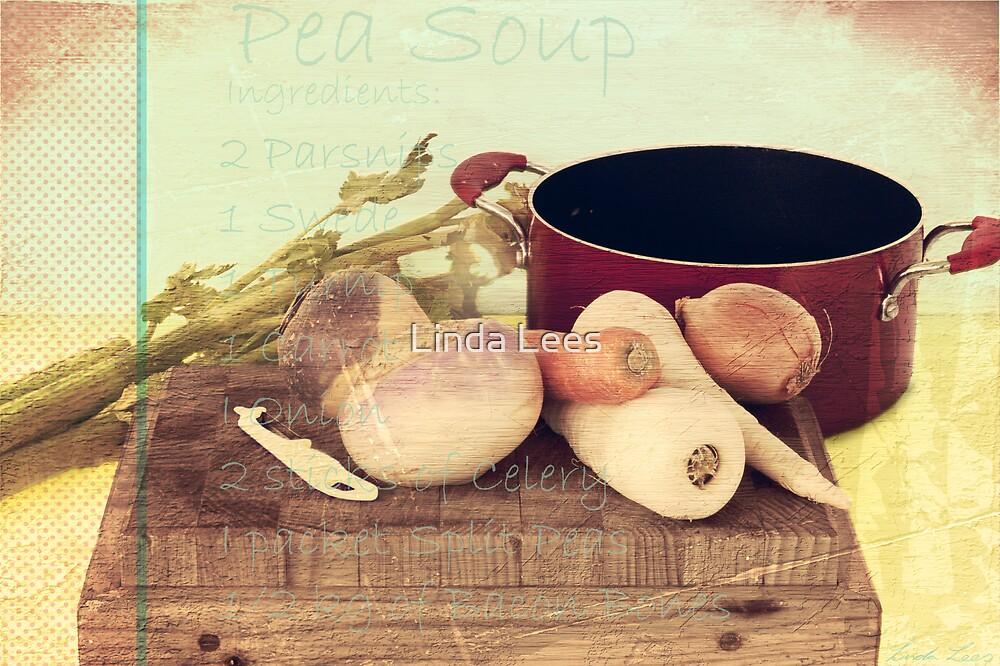 Pea Soup by Linda Lees
