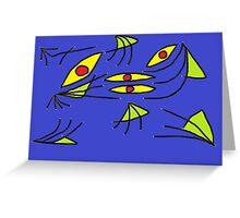cublaka Greeting Card