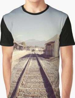 The Train Graphic T-Shirt