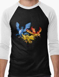 Legendary Birds Men's Baseball ¾ T-Shirt