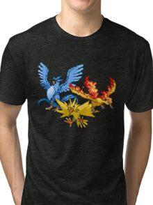 Legendary Birds Tri-blend T-Shirt