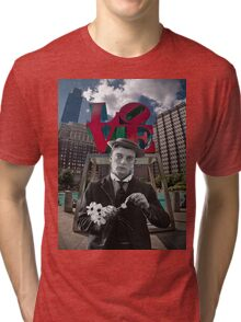 City of Busterly Love Tri-blend T-Shirt