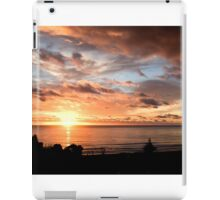 Sunrise over the Neck iPad Case/Skin
