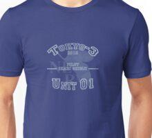 EVA Unit 01 Pilot Training Shirt Unisex T-Shirt