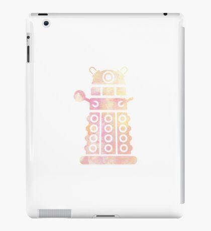 dalek pastel version iPad Case/Skin