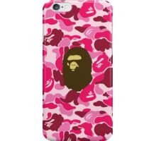 A Bathing Ape iPhone Case/Skin