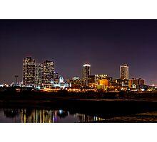 Skyline - Fort Worth, TX Photographic Print